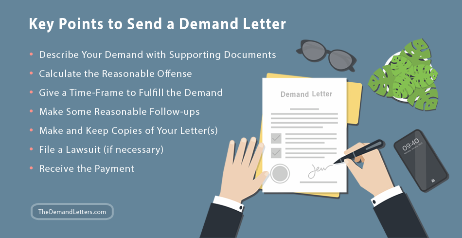 How to Send a Demand Letter